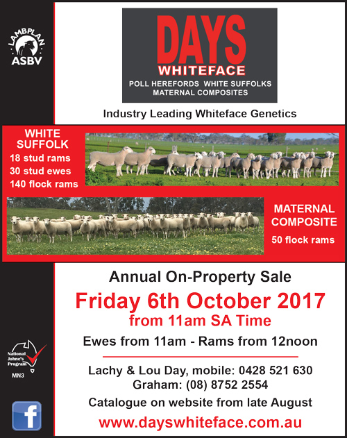Days Annual On-Property Sale 2017