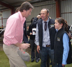 glen mcgrath hettie days whiteface lachy hamilton sheepvention